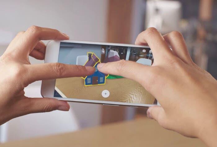 Experimenta con la realidad aumentada en tu Android gracias a Motion Stills