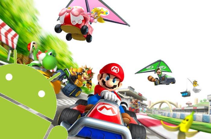 Ya es oficial, tendremos Mario Kart para Android por parte de Nintendo