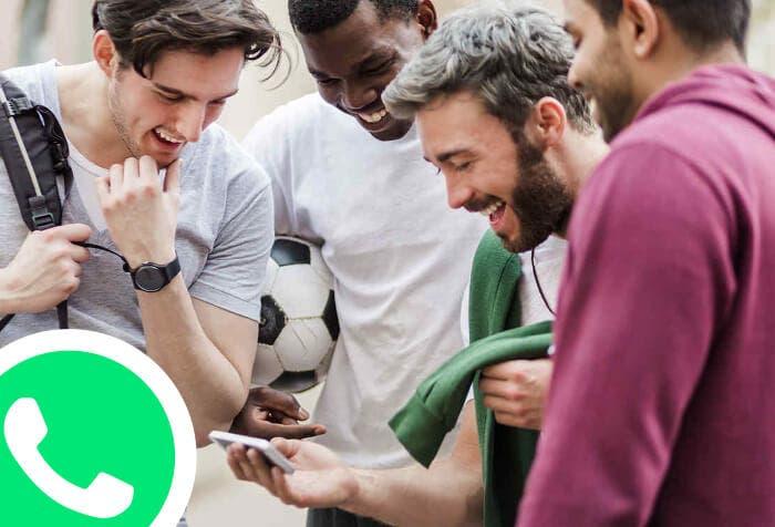 Las videollamadas grupales de WhatsApp ya son una realidad