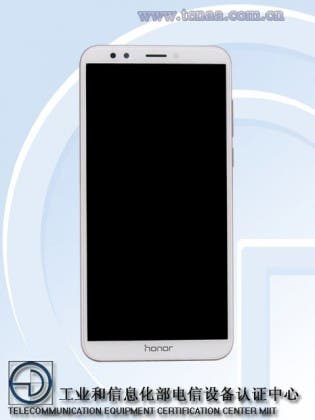 honor 7c pro fcc frontal