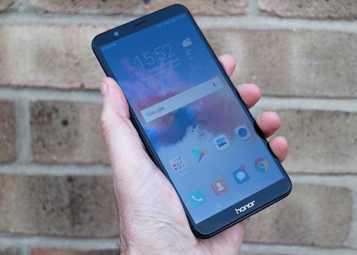 Nueva oferta del Honor 7X en Amazon a su precio mínimo histórico