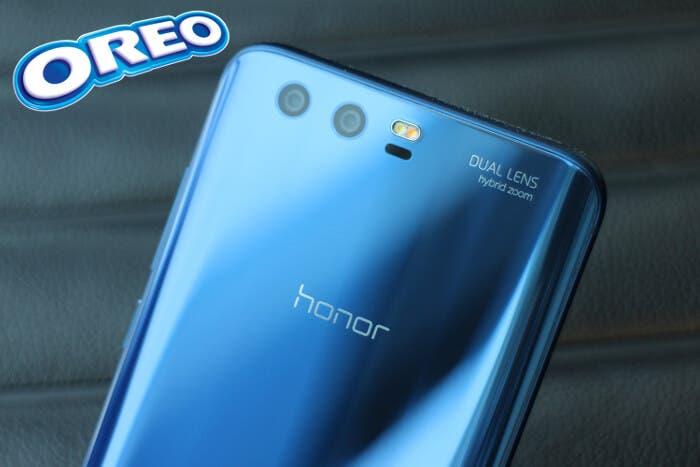 Los Honor 9 y Honor 8 Pro ya tienen Android 8.0 Oreo oficialmente