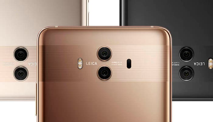 Los Huawei Mate 10 y Mate 10 Pro comienzan a actualizar a Android 8.1 Oreo