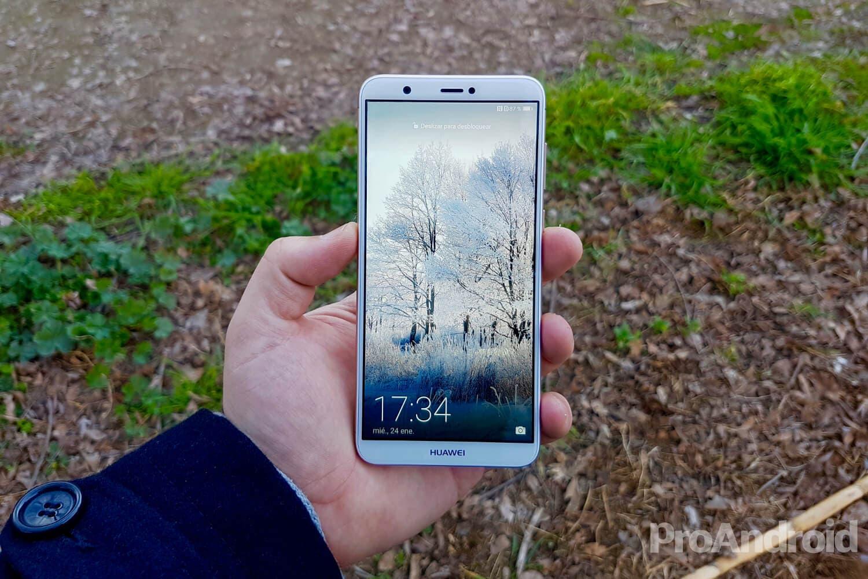Huawei P Smart, el sustituto del P8 Lite 2017 con la mejor oferta hasta el momento