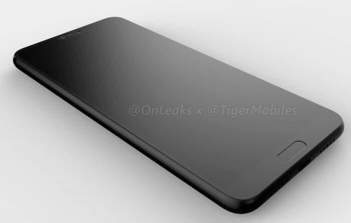 El Huawei P20 se vuelve a filtrar en TENAA con otro diseño diferente