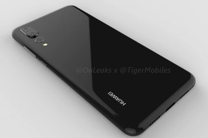 Filtrada una imagen real de la triple cámara del Huawei P20