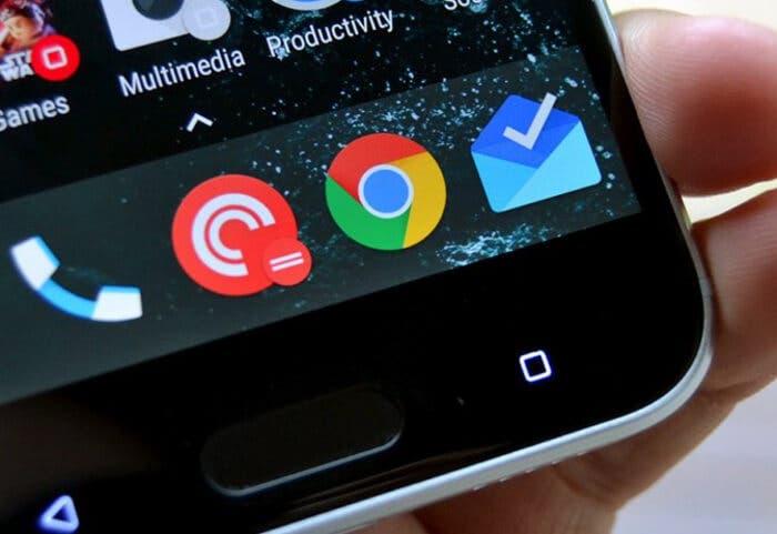 La próxima actualización de Google Chrome incorporaría un nuevo gesto para abrir el historial