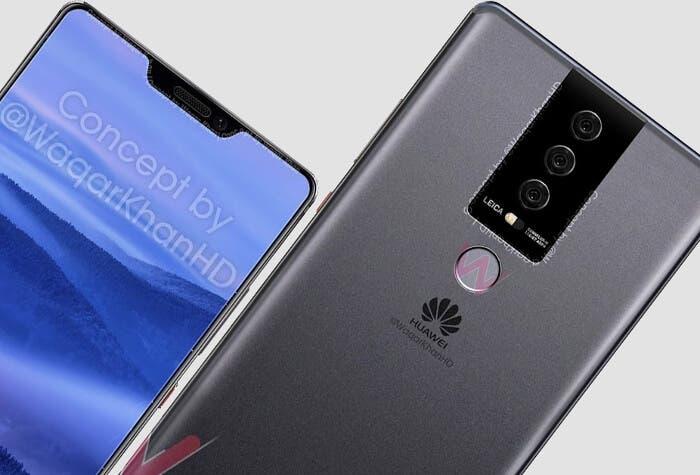 Ya conocemos la fecha de presentación para el Huawei P20
