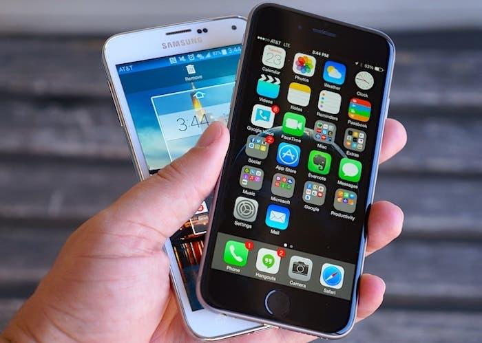 Cinco funciones que Android ha copiado de iOS