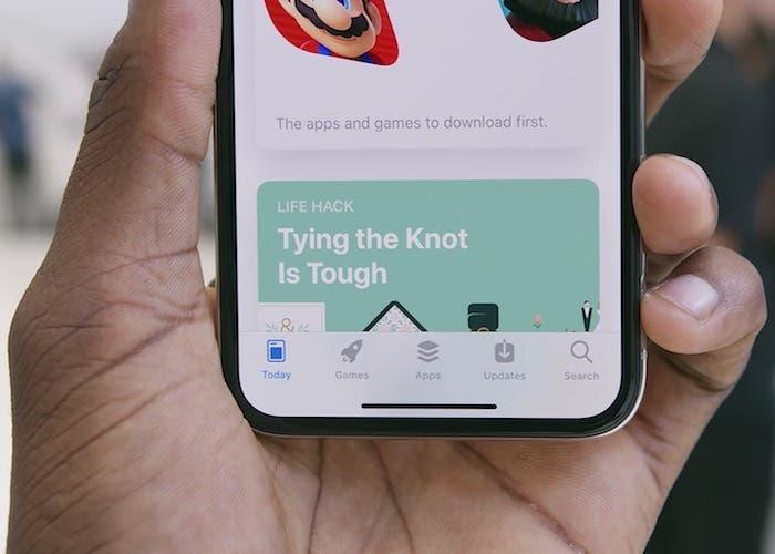 Cómo tener la Home Bar con gestos del iPhone X en Android
