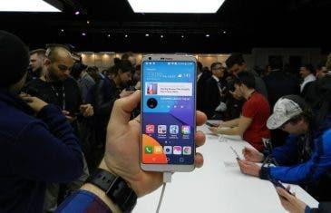 Consigue esta oferta del LG G6 por menos de 400 euros en Amazon