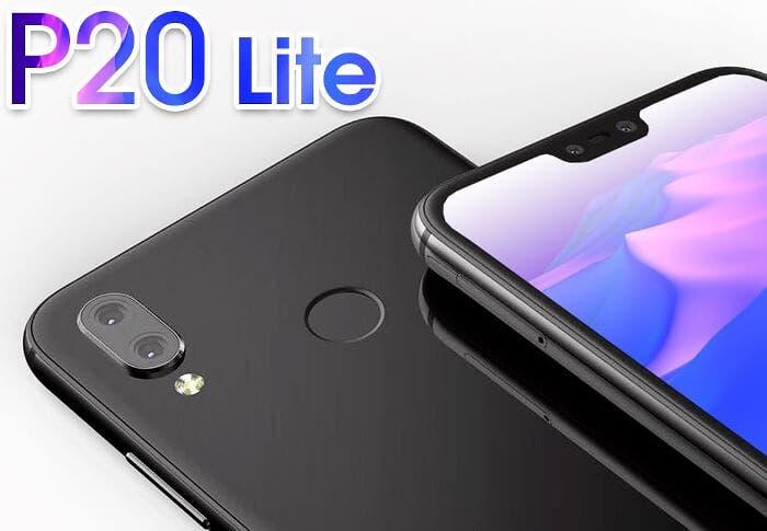 Aquí están las primeras imágenes reales del Huawei P20 Lite