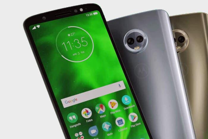 ¿Cuáles son las diferencias entre el Motorola Moto G6 y el Moto G6 Plus?