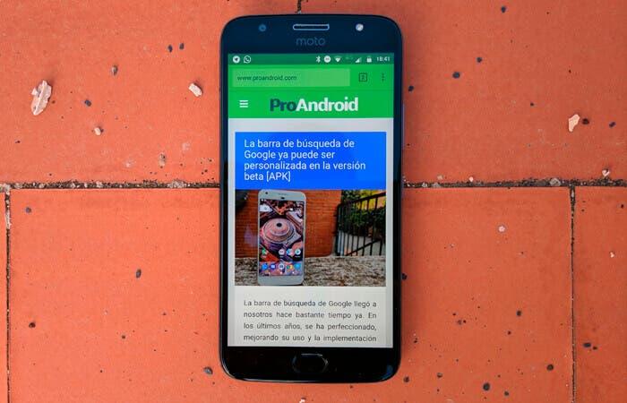 Aprovecha la mejor oferta del Motorola Moto G5s Plus por menos de 200 euros en Amazon
