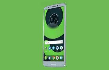 Estos son los colores oficiales del nuevo Motorola Moto G6 Plus