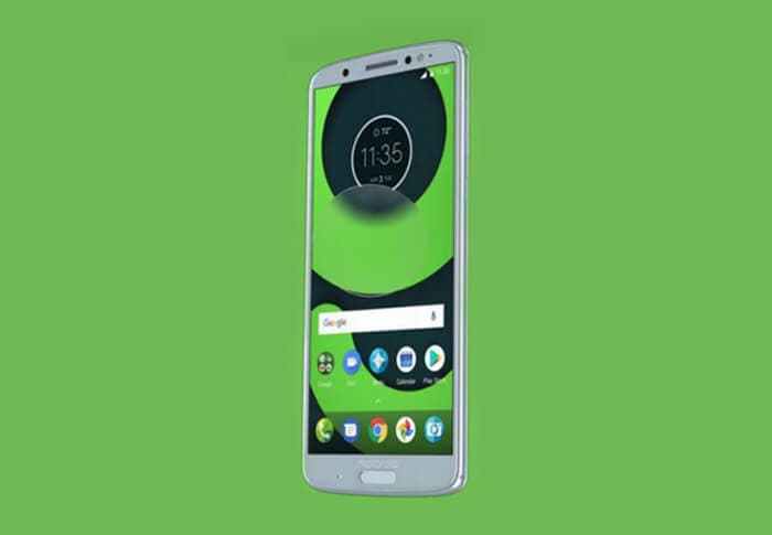 Motorola Moto G6 Plus en color gris