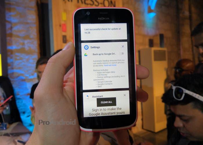 Nokia ya ha actualizado todos sus teléfonos Android Pie, incluso el Nokia 1