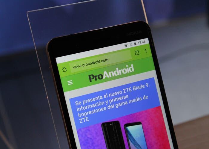 Varios smartphones de Nokia se actualizarán con desbloqueo facial