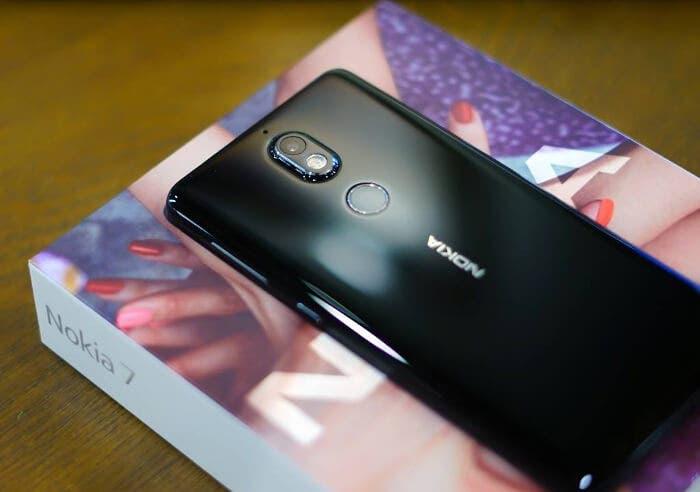 Primera imagen real del Nokia 7 Plus: el gama media con Snapdragon 660 y pantalla 18:9