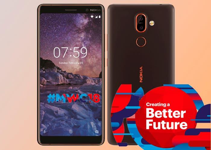 Nokia 7 Plus: nuevos renders a tiempo para el Mobile World Congress