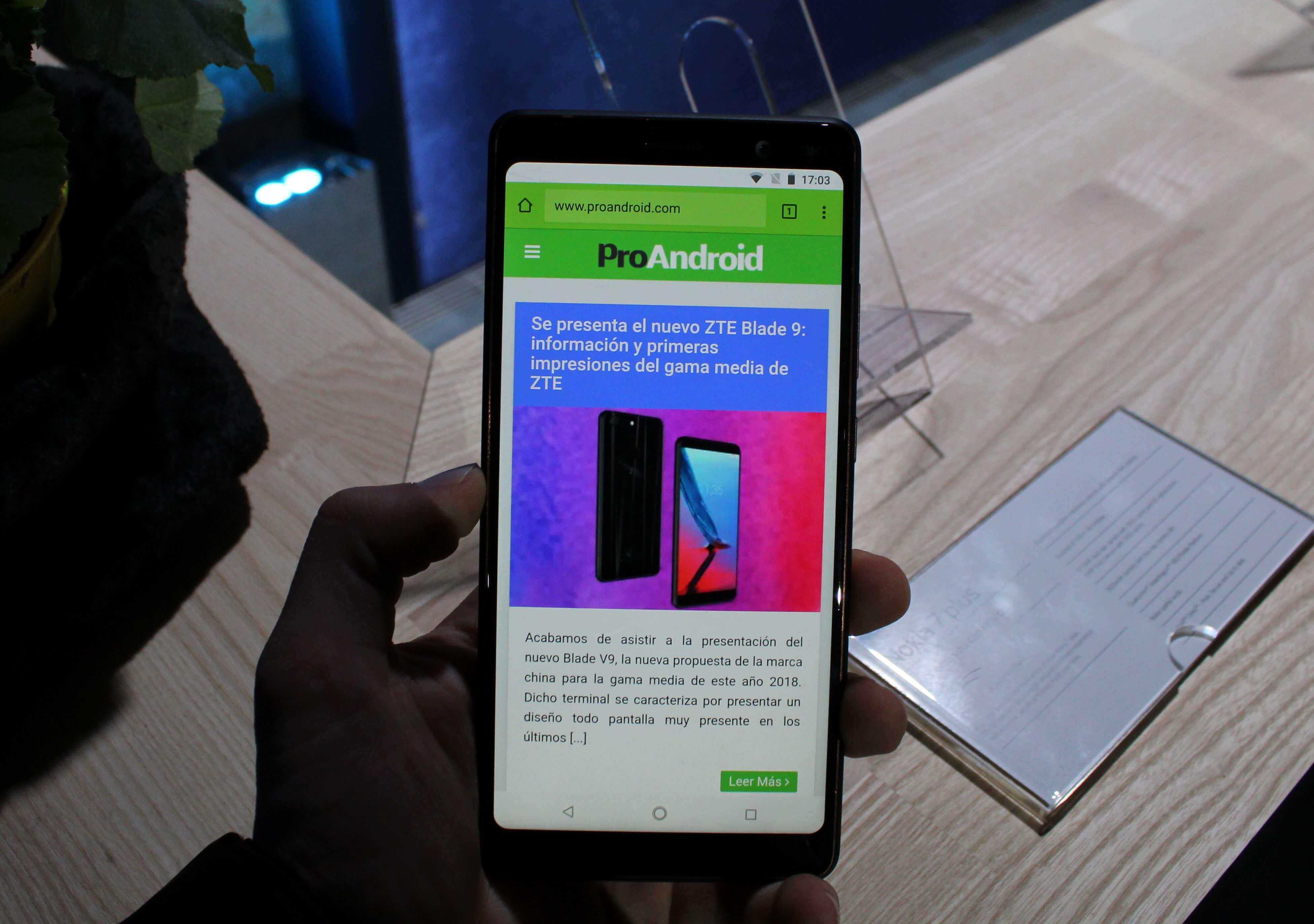 Nokia 7 Plus Pro Android