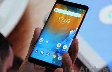 El Nokia 8 Sirocco comienza a recibir Android 9.0 Pie y plantea dudas