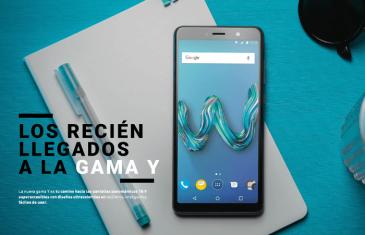 Wiko Lenny 5, Tommy 3 y Jerry 3: así son los nuevos Android Go de Wiko desde 99 euros
