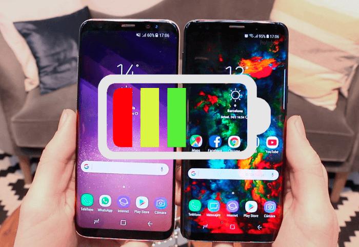 La batería del Samsung Galaxy S9, ¿mejor que la del Galaxy S8?