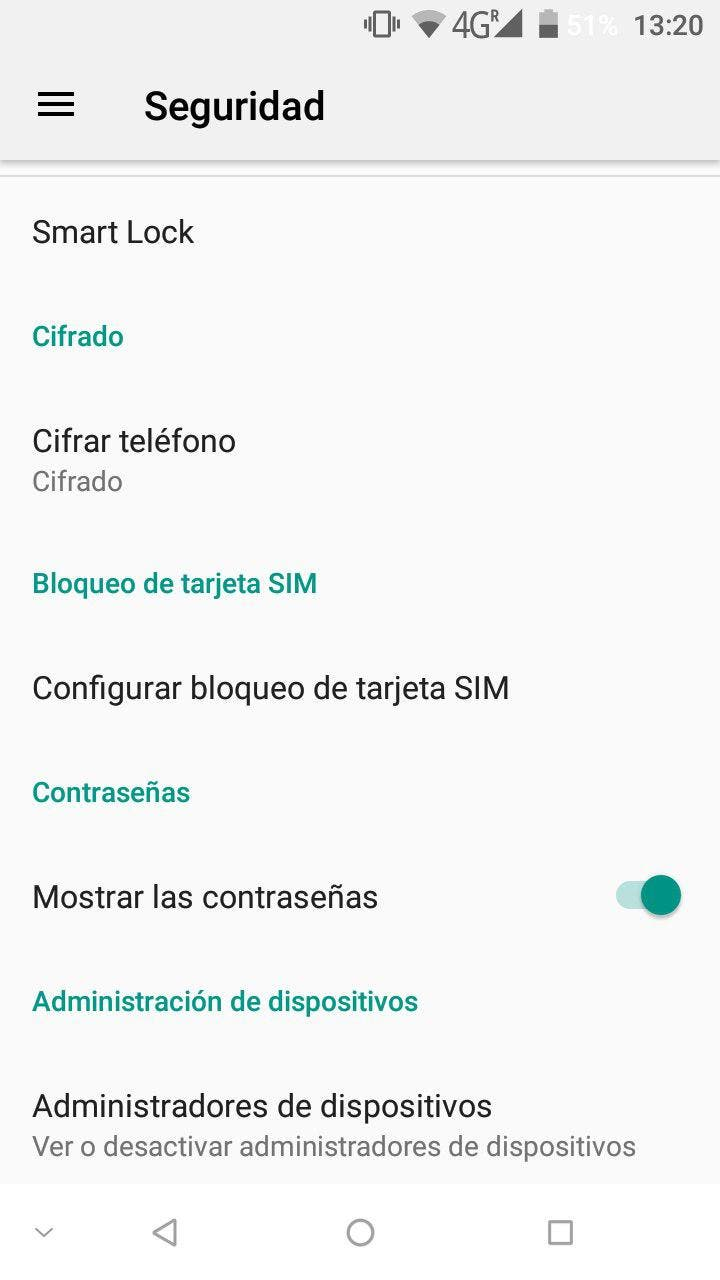 how to find sim pin android