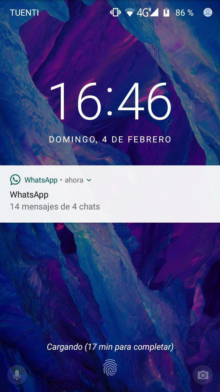 pantalla bloqueo android