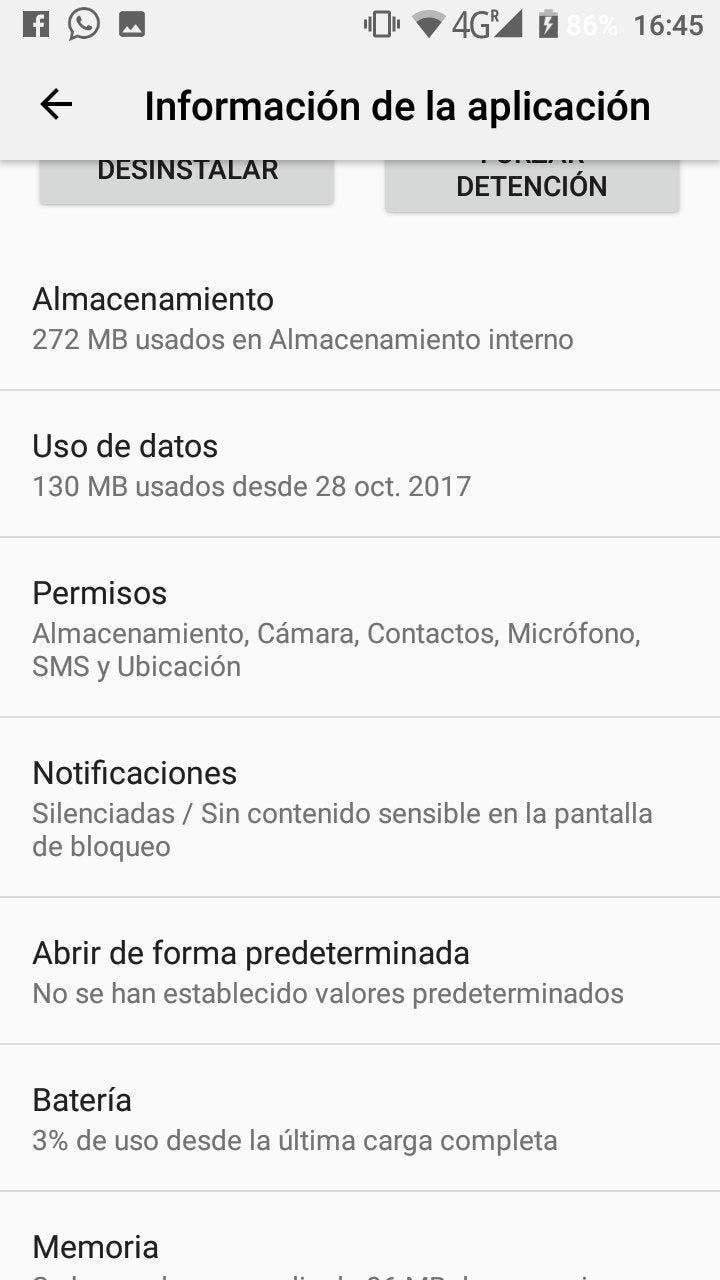 ocultar las notificaciones en android