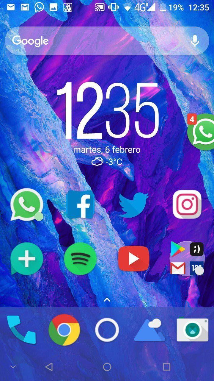 notificaciones flotantes en burbuja android