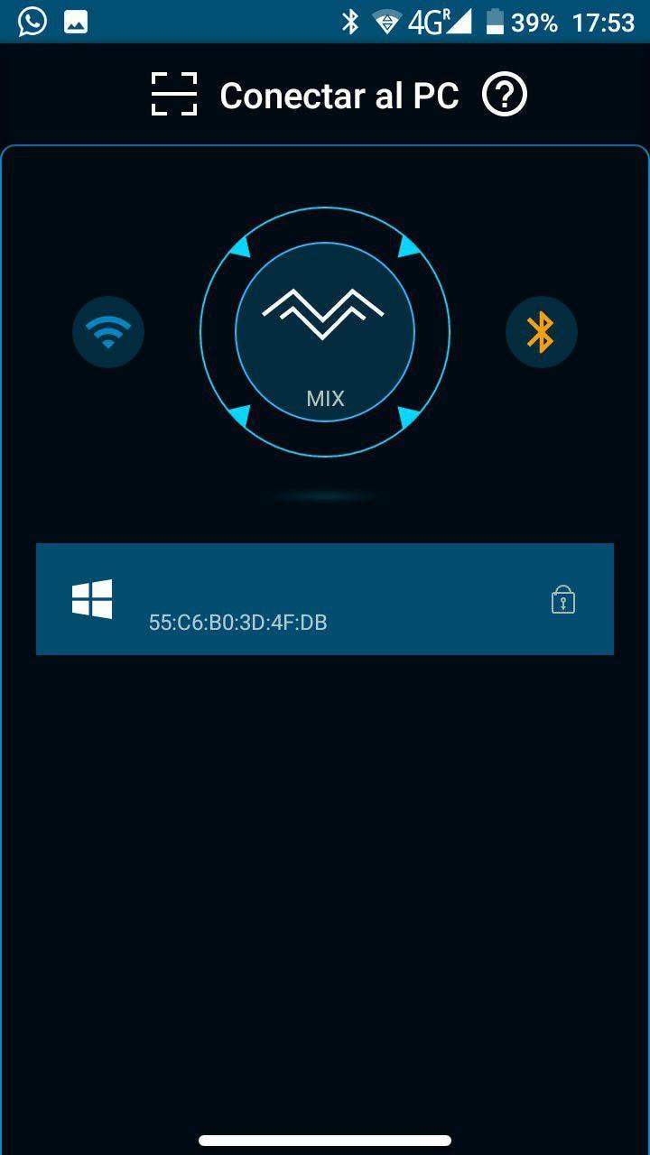 pc remote aplicacion para android