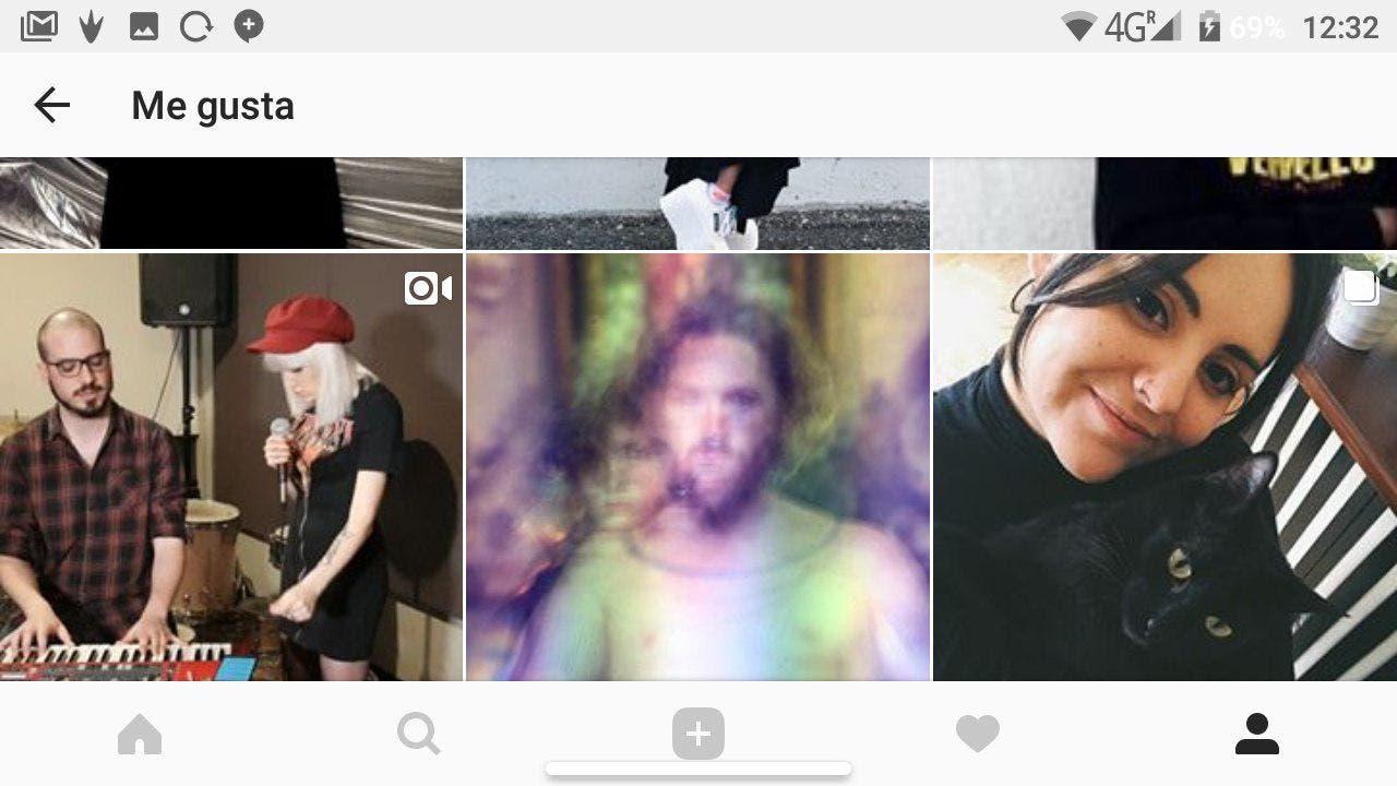 fotos que me han gustado en Instagram