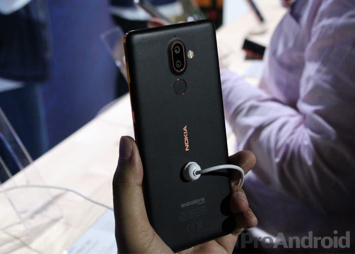Primeras impresiones del Nokia 7 Plus