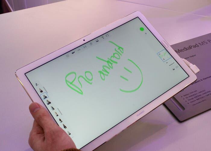 Hemos probado la Huawei MediaPad M5 Pro y apunta a lo más alto