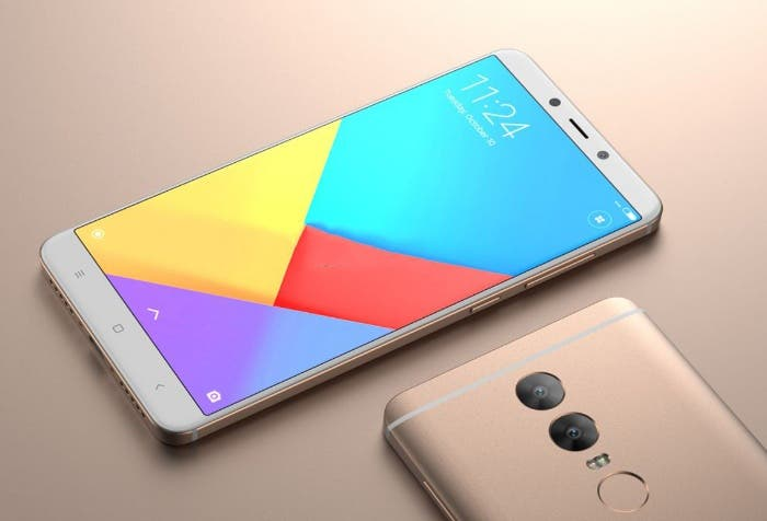 Filtradas las características y fecha de lanzamiento del Xiaomi Redmi Note 5 Pro