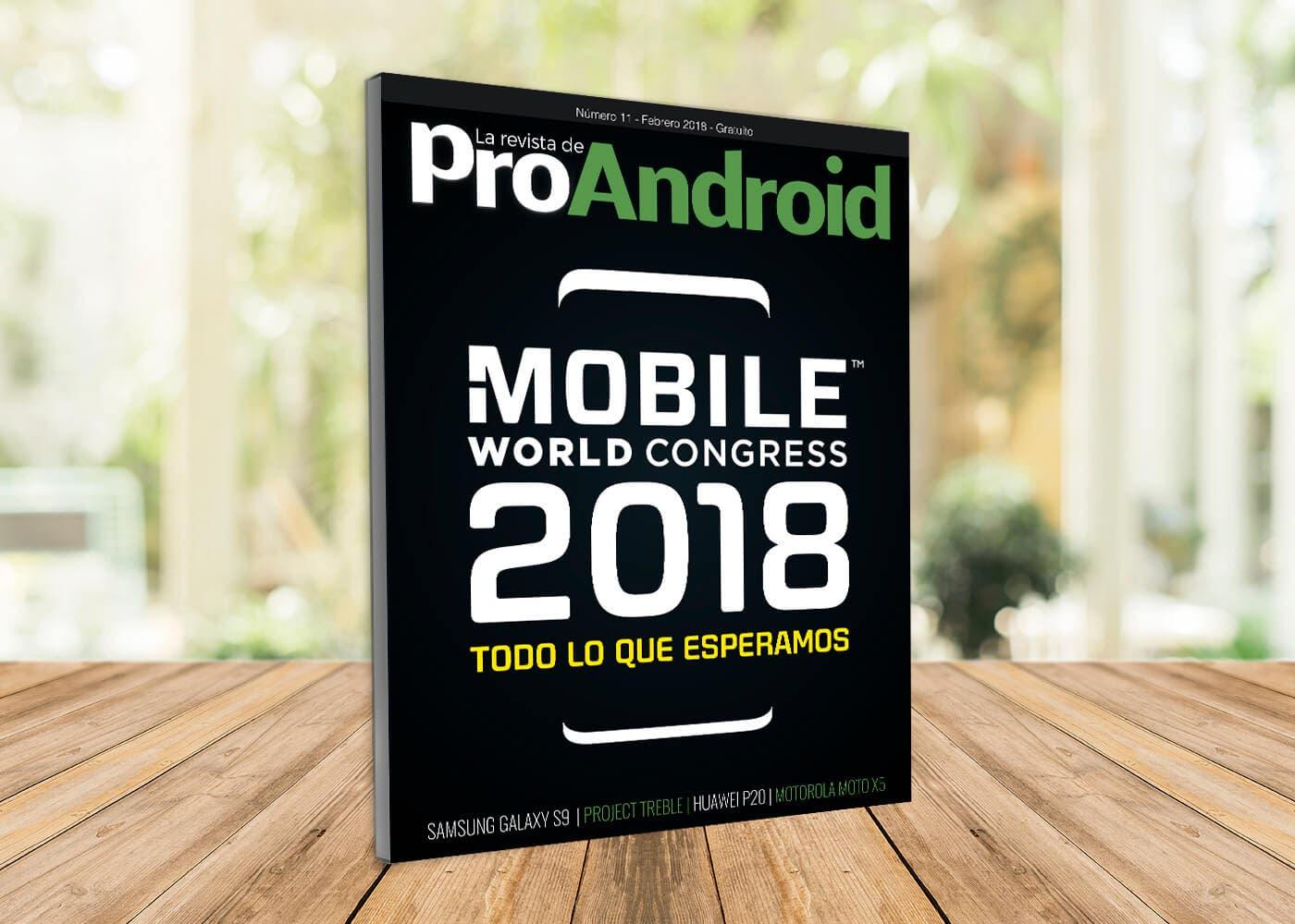 La Revista de Pro Android – Número 11 (febrero 2018)