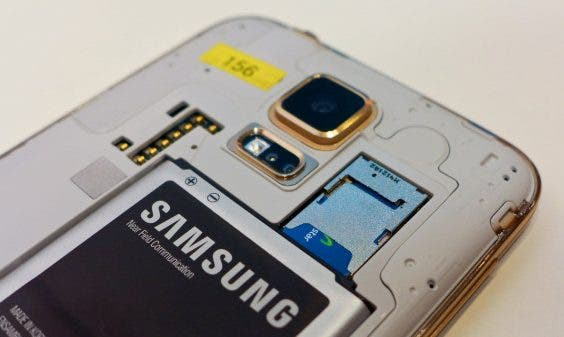 bateria del galaxy s5