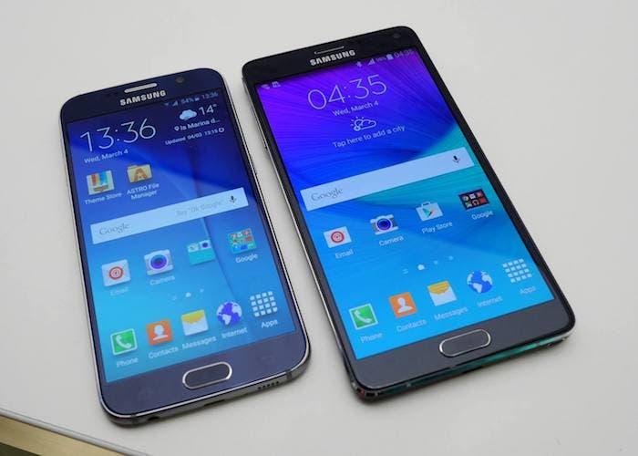 Los Samsung Galaxy S6 y Note 5 no actualizarán finalmente a Android Oreo