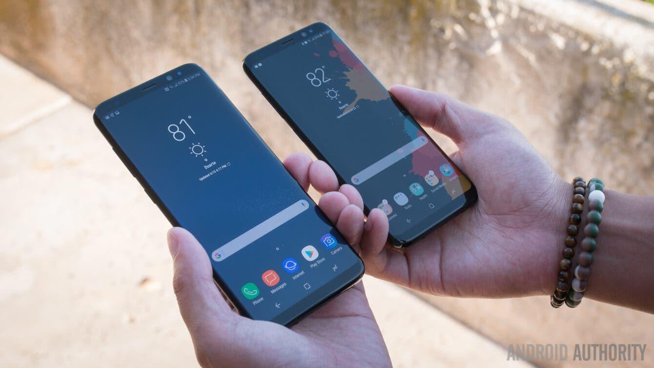 El Samsung Galaxy S8 recibe una actualización para corregir errores importantes