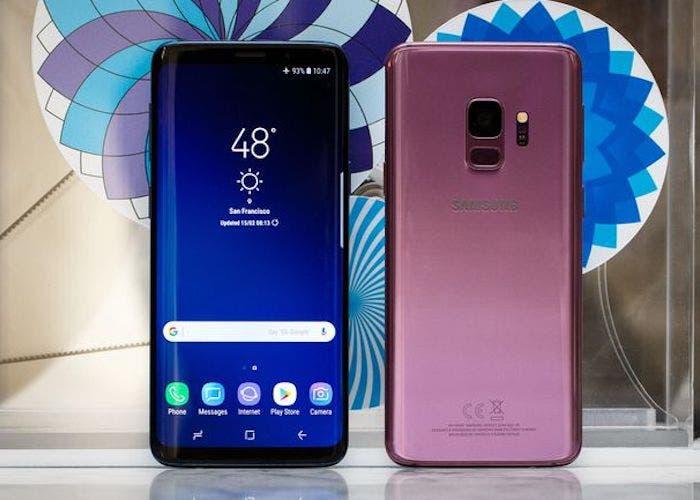 Cómo personalizar tu smartphone como un Samsung Galaxy S9