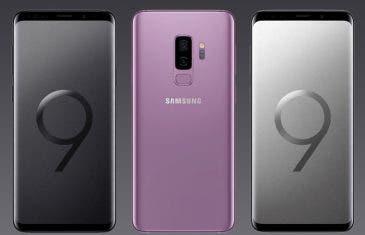 Así es el Samsung Galaxy S9 en la mano antes de su presentación