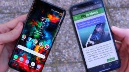 Samsung Galaxy S9 vs iPhone X: ¿Cual es mejor?