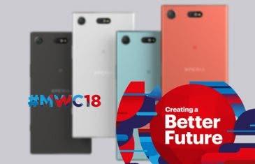 El Sony Xperia XZ2 será presentado en el Mobile World Congress