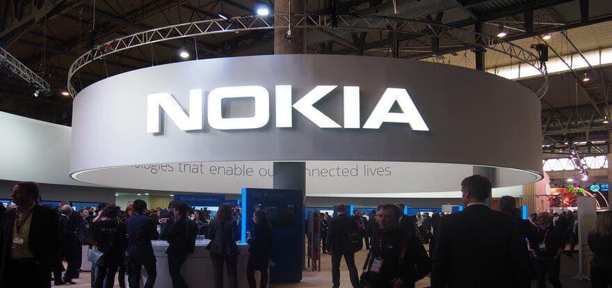 Stand de Nokia en el MWC