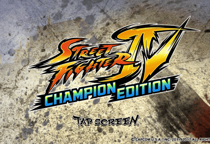 Street Fighter IV Champion Edition ya disponible para Android