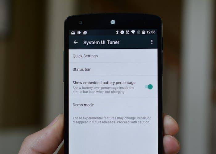 Cómo activar los tres menús ocultos de Android