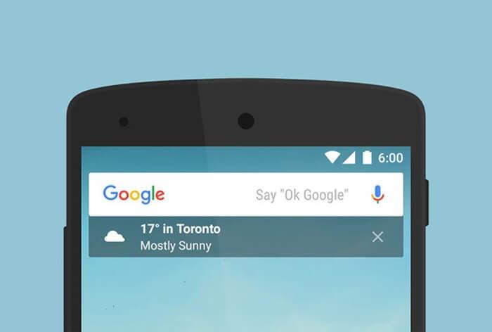 La aplicación de Google para Android ahora te permite editar las capturas de pantalla