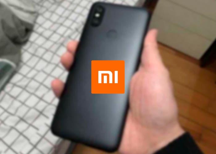 Se confirma, el Xiaomi Mi 6X será muy parecido al iPhone X
